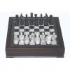 шахматы средние каменные 33х33 см (2.75)