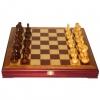 """Игровой набор - шахматы """"Неваляшки"""", шашки, карты, домино - 42х42 см"""